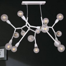 Потолочная люстра Favourite 1755-15P Electron белый