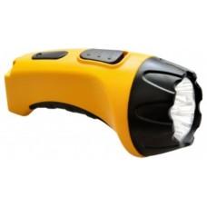 Аккумуляторный ручной фонарь Feron TH2294 (TH93B) 7 LED DC желтый
