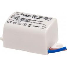 Блок питания для светодиодной ленты 6W 12V Feron LB003 21480