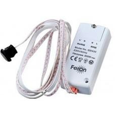 Датчик движения Feron SEN30 230V 500W 5-8сm 30° белый