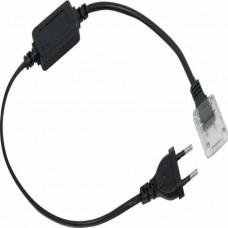 Сетевой шнур Feron LD177 для ленты с соединителем Feron LS707 23078