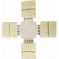 Комплект Х коннекторов с соединителем для светодиодной ленты 12V Feron LD192 23139