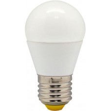 "Лампа светодиодная Feron LB-95 16LED(7W) 230V E27 2700K G45 ""Шар"""