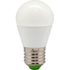 "Лампа светодиодная Feron LB-95 16LED(7W) 230V E27 4000K G45 ""Шар"""