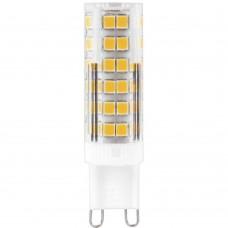 Лампа светодиодная капсула Feron LB-433 (7W) 230V G9 2700K 16x60мм 25766