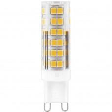 Лампа светодиодная капсула Feron LB-433 (7W) 230V G9 6400K 16x60мм 25768
