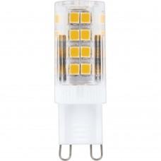 Лампа светодиодная капсула Feron LB-432 (5W) 230V G9 4000K 16x50мм 25770