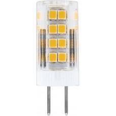 Лампа светодиодная Feron LB-432 (5W) 230V G4 2700K 16*45мм (арт. 25860)