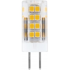 Лампа светодиодная Feron LB-432 (5W) 230V G4 6400K 16*45мм (арт. 25862)