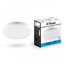 Лампа светодиодная Feron LB-451 7W 230V GX53 6400K для натяжных потолков (арт. 25866)