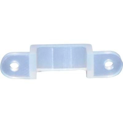 Крепеж на стену для для светодиодной ленты, пластик 12V Feron LD123 26144