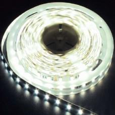 Лента светодиодная 12V 5 м FeronLS606 7.2W/m холодный 27641