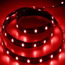 Лента светодиодная 12V 5 м Feron LS603 4.8W/m красный 27672