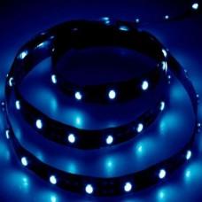 Лента светодиодная 12V 5 м Feron LS603 4.8W/m синий 27673