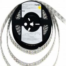Лента светодиодная влагозащитная 12V 5 м Feron LS615 19.2W/m холодный 27733