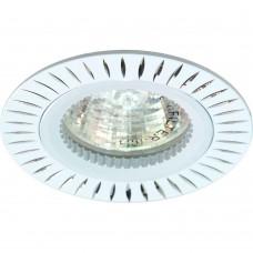 Встраиваемый светильник Feron GS-M394W MR16 50W G5.3 белый 28342