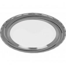 Встраиваемый светодиодный светильник Feron AL777, 7W, 525Lm, 4000К, серебро 28682