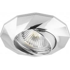 Точечный светильник Feron DL6021 MR16 50W G5.3 хром (арт. 28876)