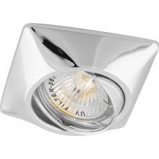 Встраиваемый светильник Feron DL6046 MR16 50W G5.3 хром (арт. 28881)