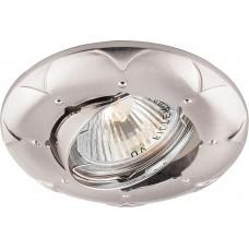 Точечный светильник Feron DL6022 MR16 50W G5.3 титан (арт. 28958)
