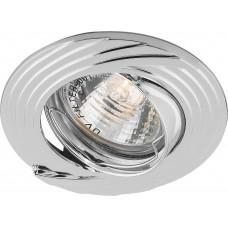 Встраиваемый светильник Feron DL6227 MR16 50W G5.3 хром (арт. 28966)