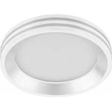 Встраиваемый светодиодный светильник Feron AL612 7W 560Лм 4000К белый (арт. 29477)