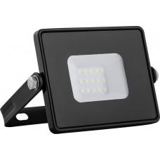 Прожектор светодиодный Feron LL-918 2835 SMD 10W 4000K IP65 черный с матовым стеклом 108*115*26 мм (арт. 29490)