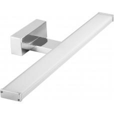 Подсветка для картин светодиодная Feron AL5080 8W 650Lm 4000K IP44 хром 400*120*40мм (арт. 29661)