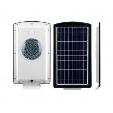 Консольный светильник на солнечной батарее Feron SP2333 36LED 5w + 2w 6000K алюминий, с датчиком движения IP65 32027
