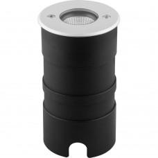 Тротуарный светодиодный светильник ЛЮКС Feron SP4117 8,3W 4500K AC230V D80*H136 мм IP67 32035