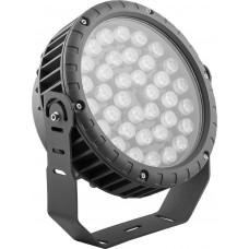 Прожектор светодиодный круглый Feron LL-885 D230xH260мм, IP65 36W, холодный белый (арт. 32147)
