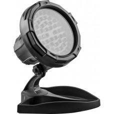 Подводный светодиодный светильник Feron SP2811, D133*H163мм, 9W RGB IP68 (арт. 32161)
