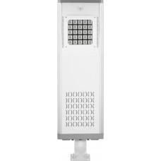 Консольный светильник на солнечной батарее Feron SP2339 40W 6400К с датчиком движения IP65 серый 1090*310*90мм (арт. 32191)