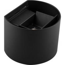 Светильник садово-парковый Feron DH013, 2*3W, 450Lm, 4000K, черный (арт. 11872)