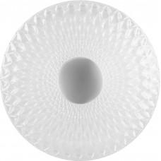 Светодиодный управляемый светильник накладной Feron AL5250 тарелка 60W 3000К-6500K матовый белый (арт. 29721)