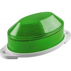 Светильник-вспышка (стробы) Feron STLB01 IP54 18LED 1,3W зеленый (арт. 29897)