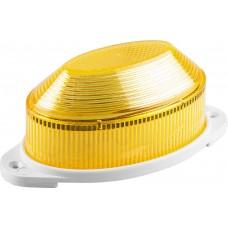 Светильник-вспышка (стробы) Feron STLB01 IP54 18LED 1,3W желтый (арт. 29898)