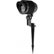Светодиодный светильник тротуарный (грунтовый) Feron SP2705 6W зеленый 85-265V IP65 (арт. 32231)