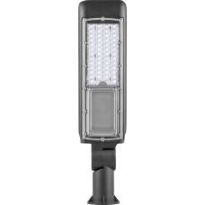 Светодиодный уличный консольный светильник Feron SP2820 100W 6400K 85-265V/50Hz, черный (арт. 32253)