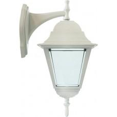 """Уличный настенный светильник """"Классика"""" Feron 4102 Белый"""