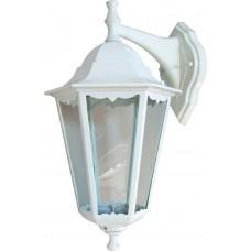 """Уличный настенный светильник """"Классика"""" Feron 6202 Белый"""