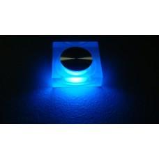 Светильник светодиодный встраиваемый в стену Flesi FL55SH-SP 1W 100-240VAC 55*55 мм
