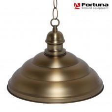 Светильник для бильярдного стола Fortuna Modena Bronze Antique 1 плафон 10073