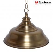 Светильник для бильярдного стола Fortuna Verona Bronze Antique 1 плафон 10074