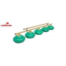 Светильник для бильярдного стола Longini Milano 5 плафона 05716