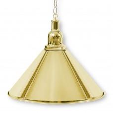 Светильник для бильярдного стола Prestige Golden 1 плафон