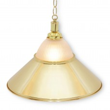 Светильник для бильярдного стола Alison Golden 1 плафон