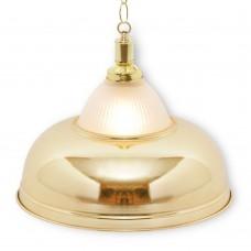 Светильник для бильярдного стола Crown Golden 1 плафон