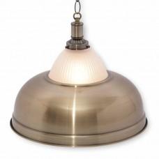 Светильник для бильярдного стола Crown Bronze 1 плафон