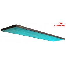 Светильник для бильярдного стола Longoni Magnum Profi Blue Green 320х62см 7456